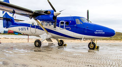 2_DS9566-2 (Invincible Moose) Tags: hial barra airport outerhebrides viking400 dhc6 twinotter beach runway