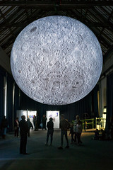 Museum of the Moon (nickcoates74) Tags: a6300 coalbrookdale enginuity ilce6300 ironbridge museumofthemoon salop shropshire sony telford uk moon sigma 30mmf28dn 30mm