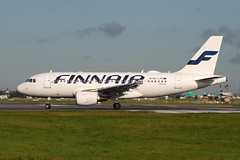 OH-LVK A319 Finnair (eigjb) Tags: dublin airport eidw international collinstown jet airliner airbus transport plane spotting aviation aircraft airplane aeroplane ohlvk a319 finnair