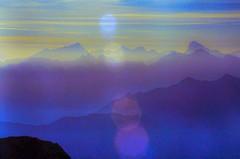 Sogno di un mattino di fine estate (giorgiorodano46) Tags: agosto1990 august 1990 giorgiorodano trient alpi alps alpes alpen vallese valais wallis