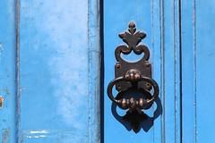 13 Rue de la Pourvoierie (just.Luc) Tags: deurklopper türklopfer heurtoir doorknocker door deur tür porte porta blue blau blauw azul bleu versailles yvelines îledefrance france frankrijk frankreich francia frança blu