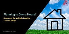 Planning to Own a House (mspsteel) Tags: steel companies india tmt bars price