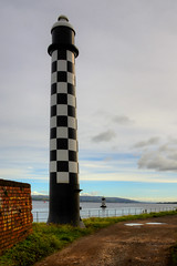 PERCH LOW & HIGH LIGHTHOUSE, PORT GLASGOW, INVERCLYDE, SCOTLAND. (ZACERIN) Tags: perch high lighthouse low port glasgow lighthouses christopher paul photography zacerin history outdoors scotland inverclyde clyde river architecture scottish lighouses perchhighlighthouse perchlowlighthouse portglasgow portglasgowlighthouses christopherpaulphotography lighthousehistory clyderiver scottishlighouses