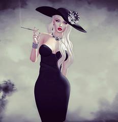 She Is A Lady 👒 (danaorianaor) Tags: moondanceboutique swank littlebones glitzz kunst