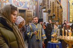 37. Всех скорбящих Радость 05.11.2019