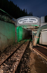 """Kellogg Tunnel of the Bunker Hill Mine • <a style=""""font-size:0.8em;"""" href=""""http://www.flickr.com/photos/25078342@N00/49028772813/"""" target=""""_blank"""">View on Flickr</a>"""