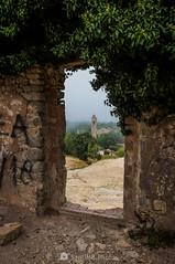 Puerta abierta al pasado (SantiMB.Photos) Tags: 2blog 2tumblr 2ig lamussara vilaplana tarragona verano summer baixcamp ruinas ruins cataluna españa
