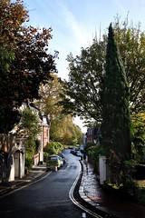 After the rain (marc.barrot) Tags: x100f rain urbanlandscape uk nw3 london hampstead willowroad