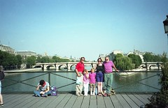 Pont des Arts (jhk&alk) Tags: pontdesarts paris france john sarah bryan lesley don