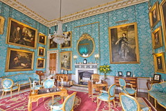 Castle Howard The Turquoise Drawing Room (michael_d_beckwith) Tags: castle howard turqouise drawing room rooms interior interiors inside architecture architectural building buildings place places historic historical history old famous landmark landmarks ornate detail details english england british european pretty pritty beautiful decorated decore lavish lavishly 4k 5k uhd stock free public domain creative commons zero o hires michael d beckwith michaeldbeckwith york yorkshire mansion house home hall country palace paintings painting