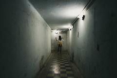 The corridor (Cadicxv8) Tags: tunnel corridor way path dark street streetphotography