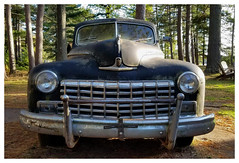 In Your Grill (Sun~Lover) Tags: dillinger littlebohemia lodge wi hwy54 manitowishwaters fbi shootout hideaway gangsters bullets dodge 1930s mostwanted spiderlake
