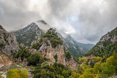 Montagnes du Péloponèse (jean-louis21) Tags: grèce sparte péloponèse paysage landscape automne automn