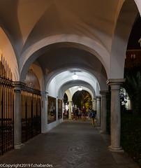 Plaza del Cabildo_181008_Séville (f.chabardes) Tags: espagne andalousie aras sévillenuit octobre 2019 4t pdeséville plazadelcabildo sevilla elarenal