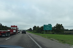 Osceola County, FL- I-4 (jerseyman65) Tags: florida freeways roads routes interstates flroutes flroads flstateroads centralfl centralflorida sunshinestate fl disney signs guidesigns flhighways flstateroutes interchanges expressways exits highways
