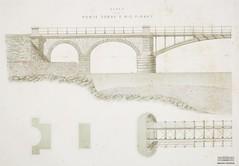 Ponte sobre o rio Piraí [1864] (Arquivo Nacional do Brasil) Tags: estadodoriodejaneiro arquivonacional arquivonacionaldobrasil nationalarchivesofbrazil nationalarchives ferrovia ferrovias viaférrea linhaférrea