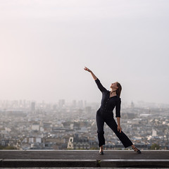 (dimitryroulland) Tags: nikon d750 85mm 18 dimitryroulland performer art artist dance dancer montmartre paris france view dancing glamour fashion