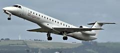 G-RJXH, Belfast City Airport (Albert Bridge) Tags: belfastcityairport loganair flybe