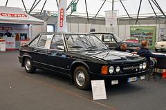 Tatra 613 (Maurizio Boi) Tags: car auto voiture automobile coche old oldtimer classic vintage vecchio antique cz tatra 613