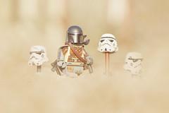LEGO Mandalorian (weeLEGOman) Tags: lego mandalorian mandalore stormtrooper stormtroopers star wars minifigure minifigures toy macro photography uk nikon d7100 105mm robert rob trevissmith mod