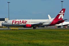 C-FFNC (FirstAir) (Steelhead 2010) Tags: yul creg firstair boeing b737 b737400 cffnc