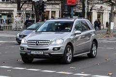 Poland Indiv. (Zachodniopomorskie) - Mercedes-Benz ML-Class W164 (PrincepsLS) Tags: poland polish individual license plate z zachodniopomorskie norge germany berlin spotting mercedesbenz mlclass w164
