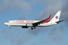 Air Algérie   B737-8D6(W)   7T-VKQ (Globespotter) Tags: parisorly air algérie b7378d6w 7tvkq