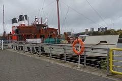 DSC02187 Waverley, Glasgow (Fernando Sa Rapita) Tags: scotland glasgow clyde riverclyde river rio sony sonyrx100 sonydscrx100 waverley barco boat ship steamer barcodevapor