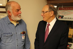 Meeting with Congressman Phil Roe