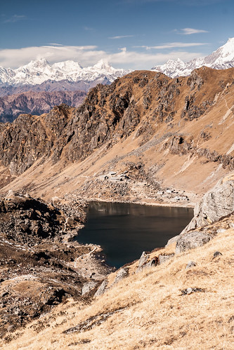 Lac de Gosaikund (4400m)