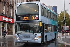 Nottingham City Transport 988 (Ash Hammond) Tags: nottinghamcitytransport scanian230ud optareomnidekka 988 yt10uws