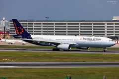 Brussels Airlines (ab-planepictures) Tags: bru ebbr brüssel aircraft plane planespotting flugzeug airport flughafen aviation