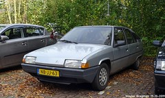 Citroën BX 16 TRS 1985 (Wouter Bregman) Tags: nbjj63 citroën bx 16 trs 1985 citroënbx lpg gpl najaarsrondrit bxclub brinkstraat haarzuilens utrecht nederland holland netherlands paysbas youngtimer old classic french car auto automobile voiture ancienne française france frankrijk vehicle outdoor