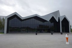 DSC02197 Riverside Museum, Glasgow (Fernando Sa Rapita) Tags: scotland glasgow clyde riverclyde river rio sony sonyrx100 sonydscrx100 riverside museum museo