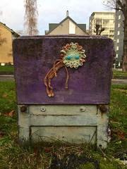 AMI November 2019 (svennevenn) Tags: bergen ami crocheting yarn hekling gatekunst streetart amistreetart