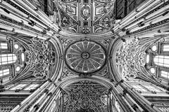 Exercice de style (JM@MC) Tags: mezquita cordoba spain church blackandwhite noiretblanc architecture