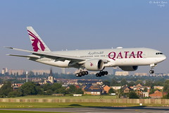Qatar Airways (ab-planepictures) Tags: bru ebbr brüssel aircraft plane planespotting flugzeug airport flughafen aviation