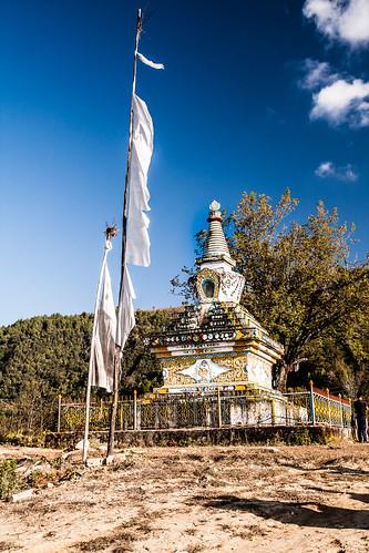 Stupa de Kakani