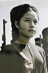 1961 Vietnam (Steenvoorde Leen - 16 ml views) Tags: 1961 woman wife donna femme wive frau girl