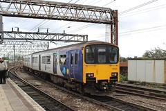 manchester piccadilly 150124 (brianhancock50) Tags: railway rail railways train trains dmu class150