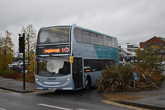 Nottingham City Transport 615 (Ash Hammond) Tags: nottinghamcitytransport scanian230ud alexanderdennisenviro400 615 yn14mtu