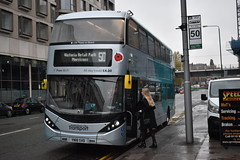 Nottingham City Transport 433 (Ash Hammond) Tags: nottinghamcitytransport scanian280ud alexanderdennisenviro400cbgcity 433 yn18svd