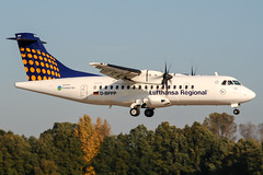 D-BPPP (PlanePixNase) Tags: aircraft airport planespotting haj eddv hannover langenhagen lufthansa regional atr42 contactair