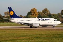 D-ABIC (PlanePixNase) Tags: aircraft airport planespotting haj eddv hannover langenhagen lufthansa boeing 737 737500 b735