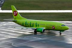 VP-BSW (PlanePixNase) Tags: aircraft airport planespotting haj eddv hannover langenhagen boeing 737500 b735 sibir s7