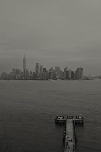 Liberty Island. NY