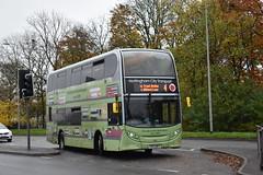 Nottingham City Transport 603 (Ash Hammond) Tags: nottinghamcitytransport scanian230ud alexanderdennisenviro400 603 yp63wfc