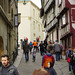 Old city, Basel, towards Münster