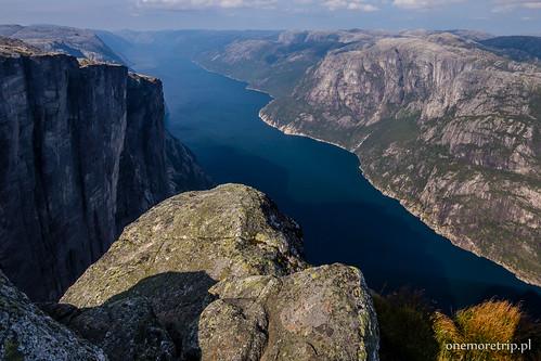 Kjerag Lysefjord Norwegia 2019