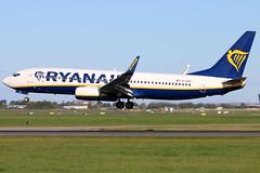 EI-DAG_02 (GH@BHD) Tags: eidag boeing 737 738 737800 b737 b738 fr ryr ryanair aircraft aviation airliner dub eidw dublinairport dublininternationalairport dublin